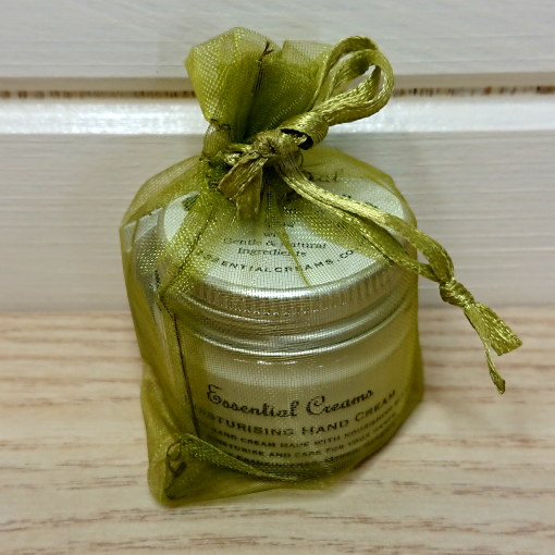 Moisturising Hand Cream with Frankincense and Myrrh Tiny Pot