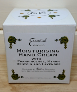 Moisturising Hand Cream with Frankincense and Myrrh Box