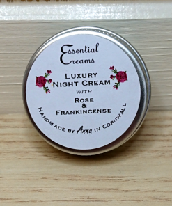 Luxury Day Cream with Rose & Hyaluronic Acid Sample